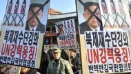 protesto-coreia-do-norte. red